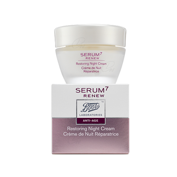 BOOTS LABORATORIES SERUM7 RENEW CREMA REVITALIZANTE 50 ML