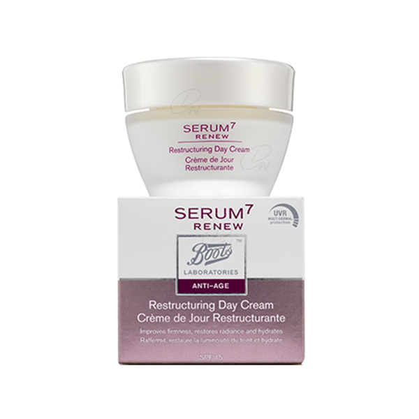 Serum7 Renew Crema Reestructurante 50ml