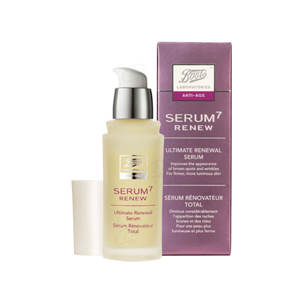 SERUM7 RENEW SERUM REPARADOR TOTAL 30 ML